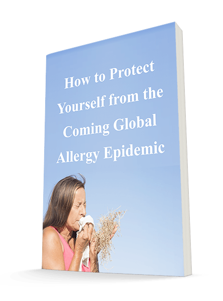 How to Protect Yourself from the Coming Global Allergy Epidemic Report